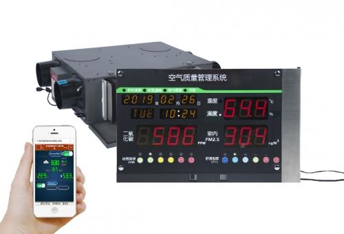 室内空气质量(IAQ)管理系统