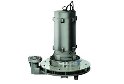 AR潜水式曝气机