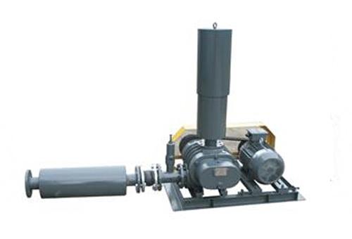 LRB低压型三叶罗茨鼓风机