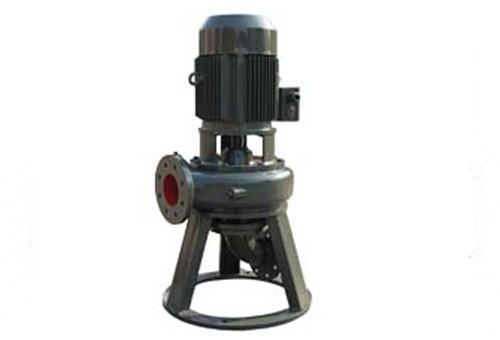 CVDC立式干井式不堵塞泵