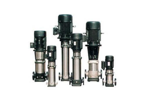 SMV(N)不锈钢立式多级离心泵