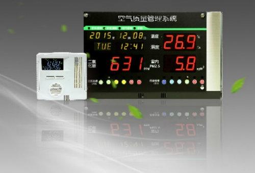 空气质量管理系统