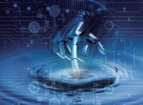 水资源AIoT云端管理平台
