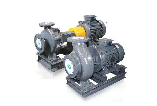 ISH/ISP单级卧式离心泵