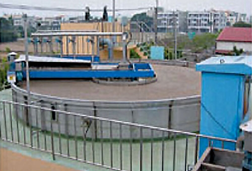 漯河DAF浅层高效气浮设备