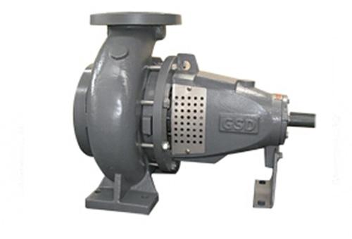 GHS单级单吸卧式离心泵