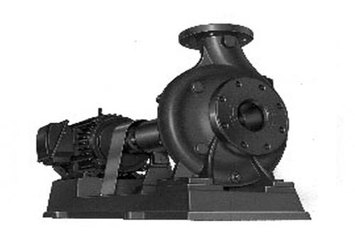 ISB单级单吸卧式离心泵