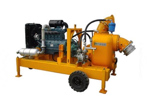 漯河EDS移动式引擎污水(物)泵