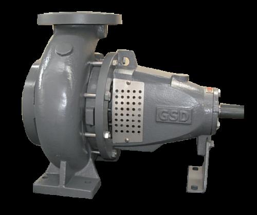 GHSK 单级单吸半开式离心泵