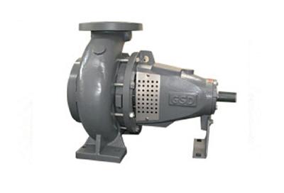 GHSK单级单吸半开式离心泵