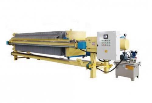 HX高压隔膜压滤机